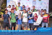 Juara Umum di Kejurnas Semarang