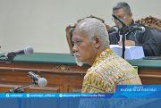 Tak Banding, Syamsul Terima Pidana 5 Tahun