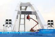 DPRD Awasi Proyek Lampu Jembatan Sosrodilogo