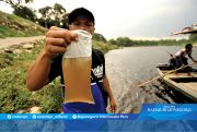 PDAM Klaim Air Sudah Bersih, Warga Palembon Keluhkan Keruh