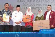 Bupati Fadeli Anggap Bank Jatim Bank-nya Orang Lamongan