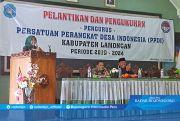 Pelantikan PPDI Lamongan Periode 2019-2024