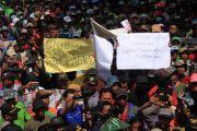 Pupuk Langka, Ribuan Petambak Demo
