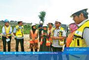 Semen Indonesia Implementasikan  Sistem Alur Reklamasi