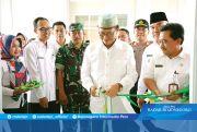 Tingkatkan Pelayanan Kesehatan, Bupati Resmikan Puskesmas Jatirogo