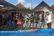 10 Komunitas Bojonegoro Tuntas Bagikan Daging Kurban