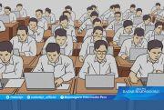 1.025 Peserta CPNS Tes di Lamongan