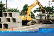 Proyek Drainase Jalan Turi - Sukodadi Ditarget Rampung Bulan Depan