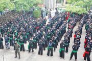 PCNU NU Tuban, Satu Komando Kawal Pilkada Aman dan Damai