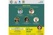 ITS & Kadin Surabaya Gelar Webinar Properti & Konstruksi New Normal