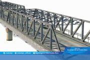 Jembatan KanorRengal Digarap Kontraktor asal Ponorogo Lagi