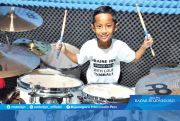 Samuel Abisatya Wirandanu, Drummer Cilik Asal Lamongan