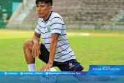 Ahmad Bustomi, Gelandang Berpengalaman di Persela