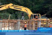 Banyak Proyek Infrastruktur, Soroti Penyerapan Pekerja Lokal