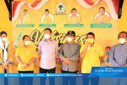 DPD Partai Golkar Kabupaten Lamongan Sukses Gelar Vaksinasi