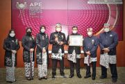 Lamongan Raih Anugerah Parahita Ekapraya dari Menteri PPPA