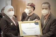 BKPSDM Tuban Raih Juara Terbaik 1 Kategori Kelembagaan