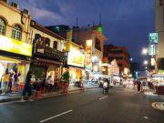 Menyusuri Tempat Wisata Negeri Jiran (3); Jalan Sultan Jadi Pusat PKL