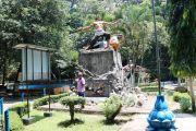 Monumen Perjuangan Pasukan Wanara, Cerita Gugurnya Lima Anggota TNI