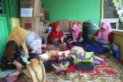 Usaha Kerajinan Kain Perca Ike Norawati Pernah Dipesan Ibu Negara