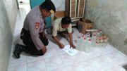 Sat Sabhara Polres Jombang Bekuk Dua Penjual Miras