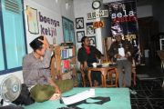Selasastra, Ngaji Rutin Sastrawan Jombang yang Sudah Lima Tahun Eksis