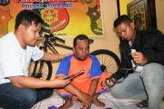 Curi Sepeda Gunung, Penjual Sayur Asal Kediri Babak Belur di Jombang