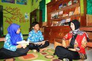Nanik Masriyah, Penggerak Literasi asal Kudu Jombang