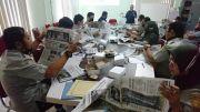 BBPPTP Surabaya Ngaji Jurnalistik Bersama Jawa Pos Radar Jombang
