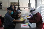 Jaga Lingkungan Sekolah, Disdikbud Jombang Gelar Rapid Test Masal
