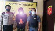 Empat Bulan Buron, Pencuri HP Asal Magetan Dibekuk Polres Peterongan