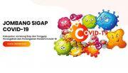 Update Covid-19 di Jombang: Sembuh Tambah 10, Positif Tambah 3