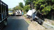 Lawan Arus, Pemotor Tewas Dihantam Pikap di Jalan Raya Ngoro