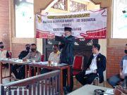 Terpilih Secara Aklamasi, Widjono kembali Pimpin Forki Jombang