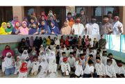 Masjid Jombang Permai Santuni 208 Anak Yatim