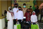 Pemerintah Desa Bedahlawak Santuni Anak Yatim, Menteri Desa PDTT Hadir