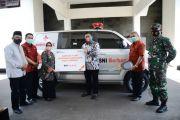 BNI Cabang Jombang Serahkan Bantuan Mobil Ambulans ke Pemkab