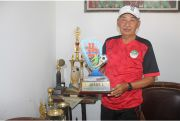 Mujiono, Pelatih SSB SKB Gudo, Tokoh Sepak Bola Senior di Jombang