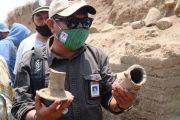 Lagi, Warga Temukan Benda Kuno di Galian C Rejoagung Ngoro