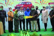 Gelegar Hadiah Bank Jombang Daring, Hadiah Utama Toyota Calya