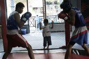 Latihan Bersama Diliburkan, Petinju Wajib Mandiri Jaga Fisik