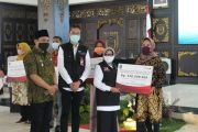 Bantuan Gubernur Melalui Bank Jatim Wujud Penguatan Ekonomi Masyarakat