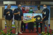 Grand Prize Suzuki New Ertiga dan Suzuki New Carry Pick Up