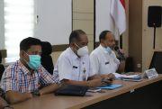 Dinas Perkim Paparkan Proyek Jl KH Wahid Hasyim