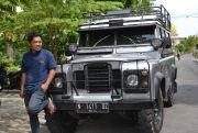 Land Rover Defender Sangar