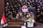 Menko Bidang Perekonomian Airlangga:;: Ekspor-Impor Indonesia Menguat