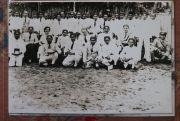 Foto Bersama Polisi Era Belanda, Kini Mapolres Jombang