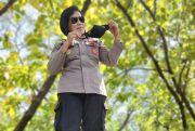 Iptu Nunung Damayanti Artisa Kapolsek Kesamben: Wajib Ngopi Pagi Hari