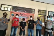 Asyik Nyabu, Pemuda di Tunggorono Jombang Dibekuk Polisi