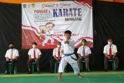 Kualitas Karateka SMP di Jombang Meningkat